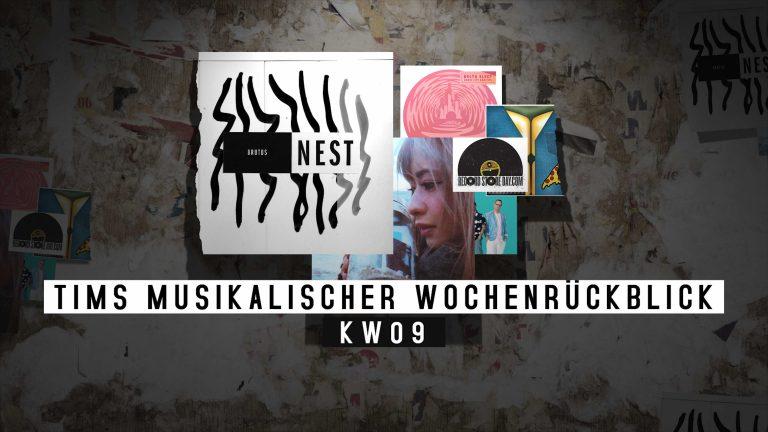 Die KW09 mit Blick auf die Musik – Tims musikalischer Wochenrückblick