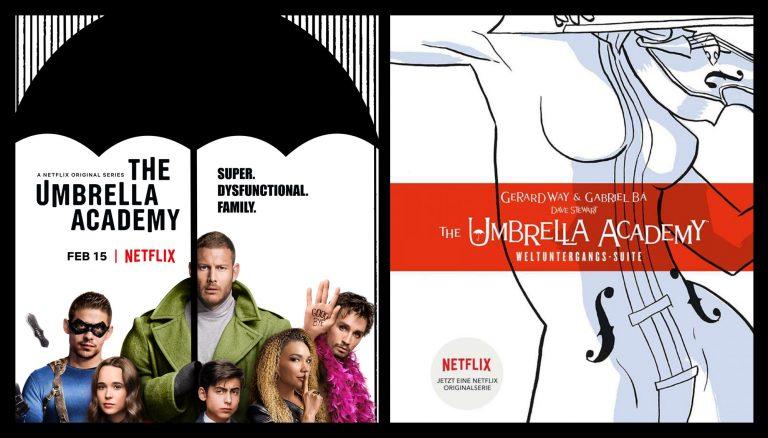 Umbrella Academy – der geniale Comic und seine Serienadaption
