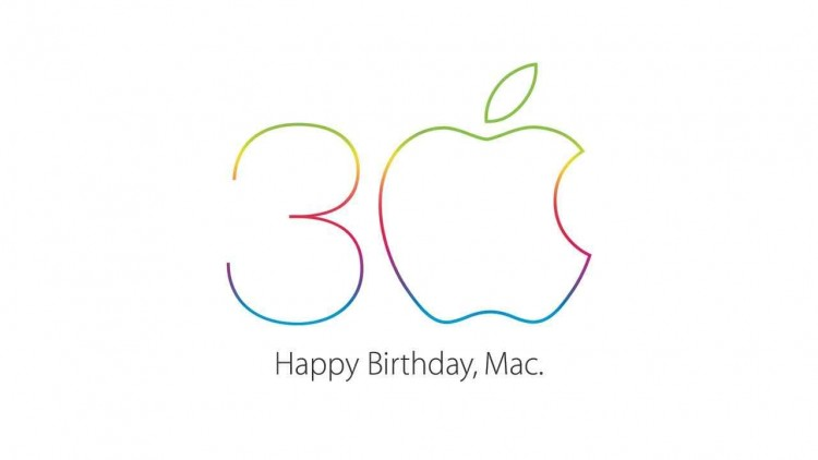 Apple - Mac 30 - Thirty years of innovation